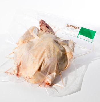 Pollos de caserío (2 - 2,5 kg.)